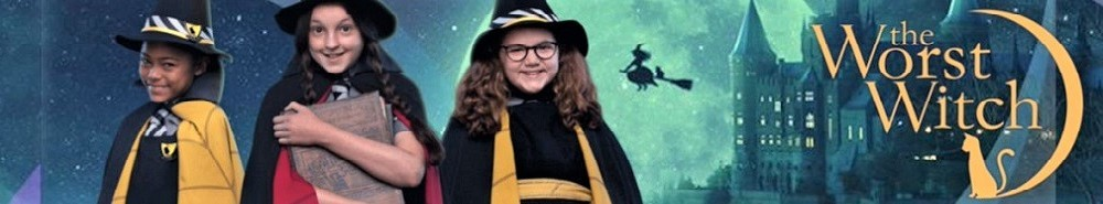 The Worst Witch (2017) Movie Banner