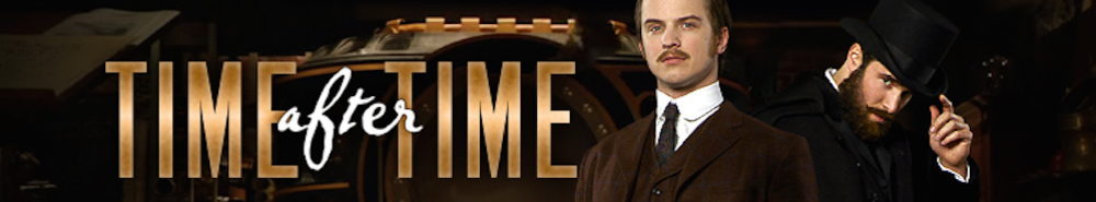 Time After Time Movie Banner