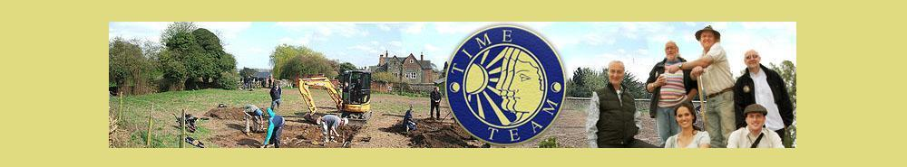 Time Team (UK) Movie Banner