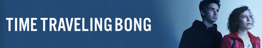Time Traveling Bong Movie Banner