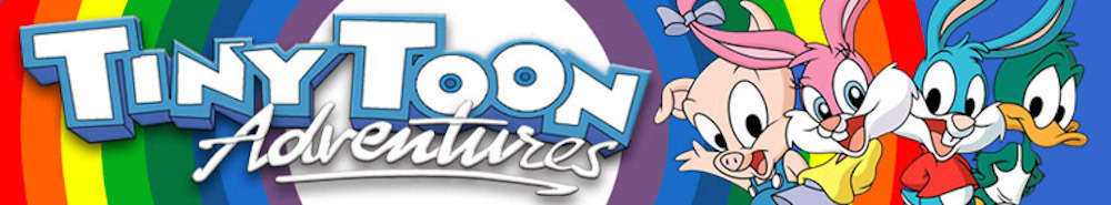 Tiny Toon Adventures Movie Banner
