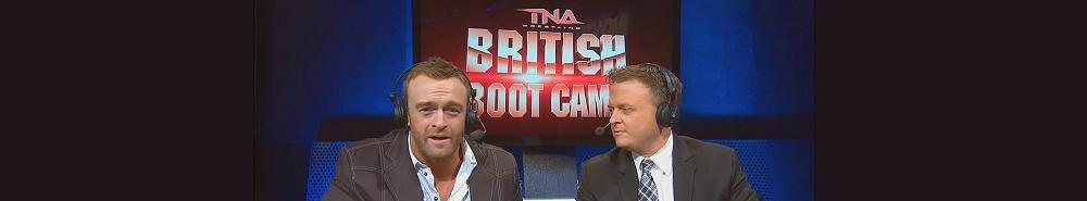TNA British Boot Camp (UK) Movie Banner