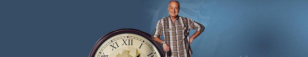 Tony Robinson's Time Walks (AU) Movie Banner