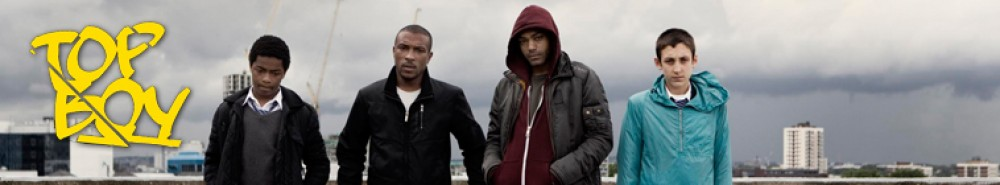 Top Boy Movie Banner