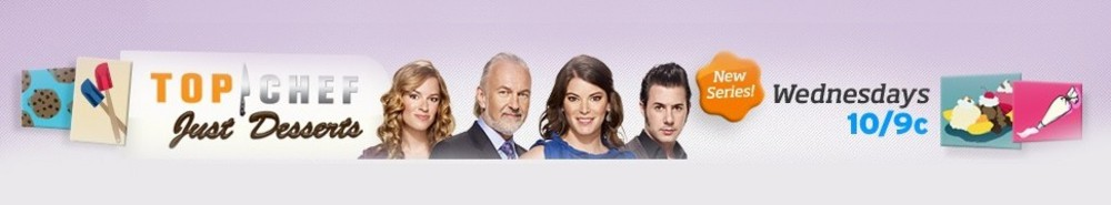 Top Chef: Just Desserts Movie Banner