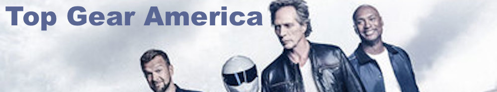 Top Gear America Movie Banner