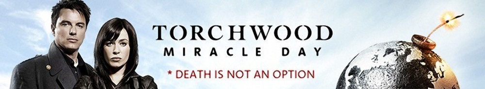 Torchwood: Miracle Day Movie Banner