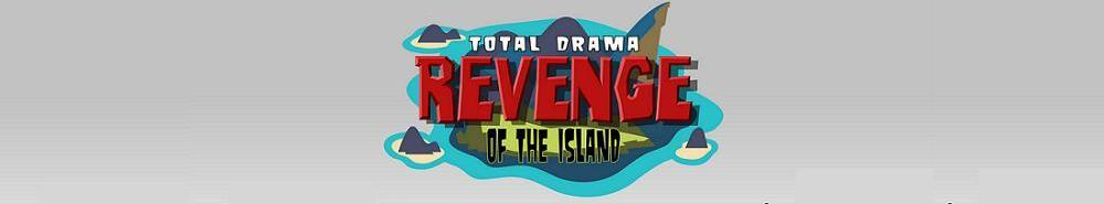 Total Drama: Revenge of the Island (CA) Movie Banner