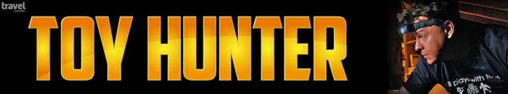 Toy Hunter Movie Banner