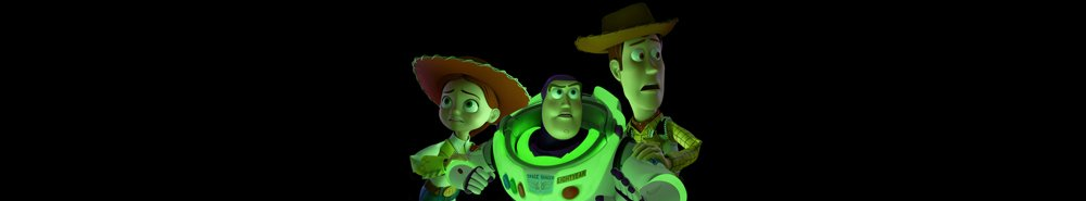 Toy Story OF TERROR! Movie Banner