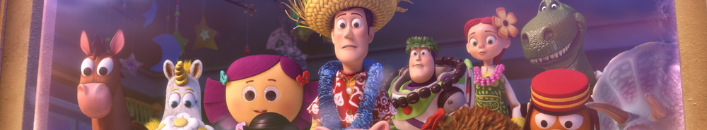 Toy Story Toons Movie Banner