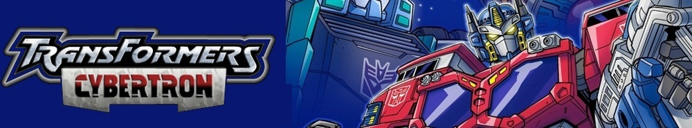 Transformers Cybertron Movie Banner