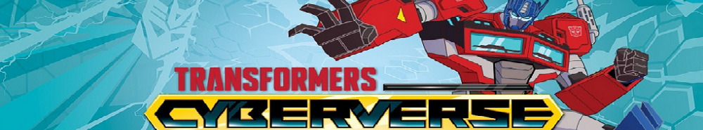 Transformers: Cyberverse Movie Banner