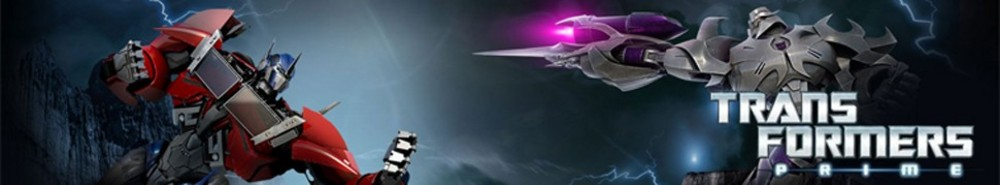 Transformers Prime Movie Banner