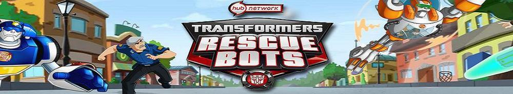 Transformers: Rescue Bots Movie Banner