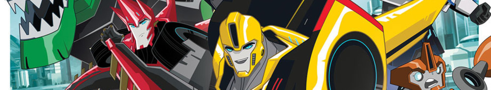Transformers: Robots in Disguise Movie Banner