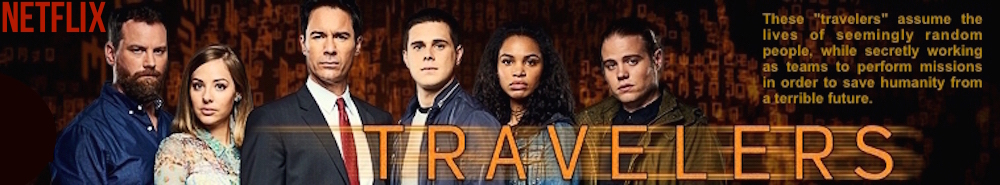 Travelers Movie Banner