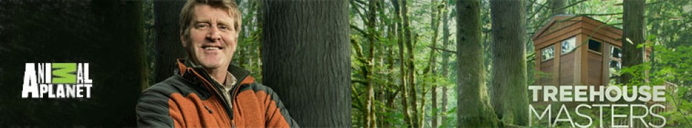 Treehouse Masters Movie Banner
