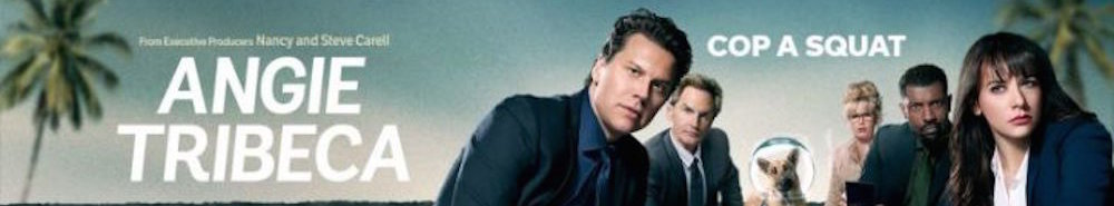 Angie Tribeca Movie Banner