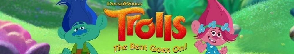 Trolls: The Beat Goes On! Movie Banner