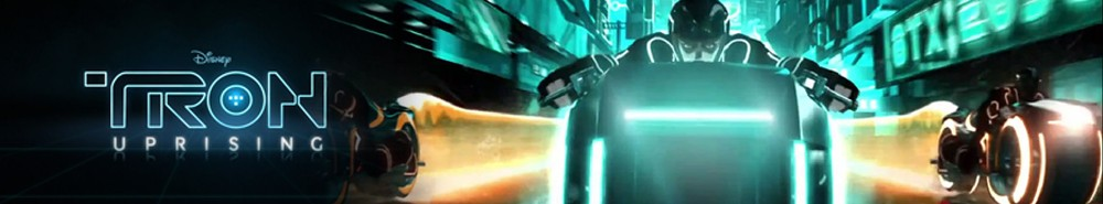 Tron: Uprising Movie Banner