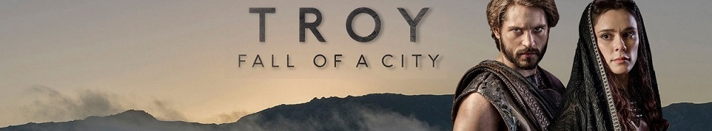 Troy: Fall of a City (UK) Movie Banner