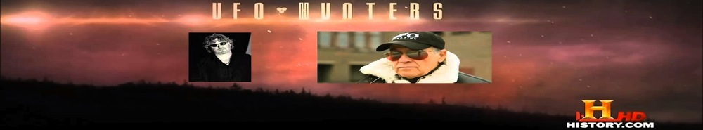 UFO Hunters Movie Banner