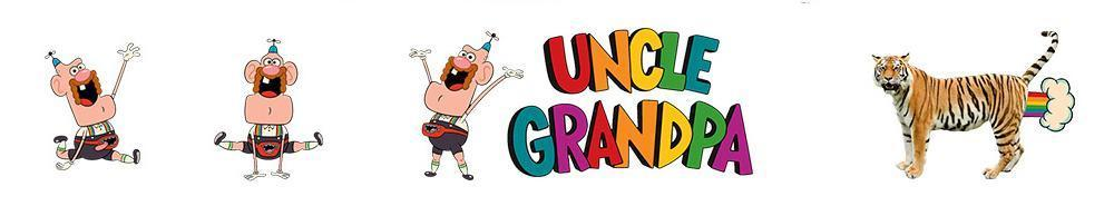 Uncle Grandpa Movie Banner