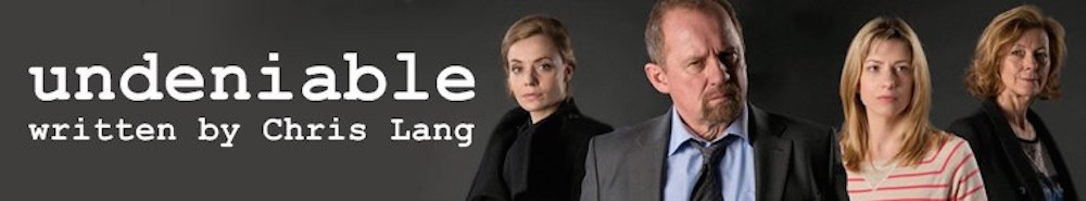 Undeniable (UK) Movie Banner