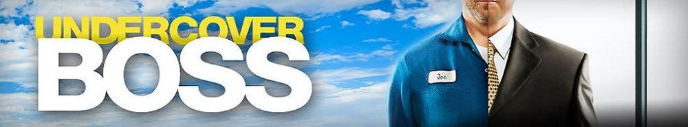 Undercover Boss Movie Banner