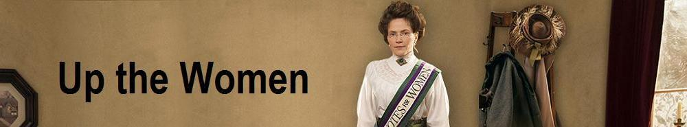 Up the Women (UK) Movie Banner