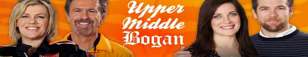 Upper Middle Bogan (AU) Movie Banner