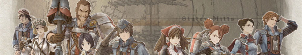 Valkyria Chronicles Movie Banner