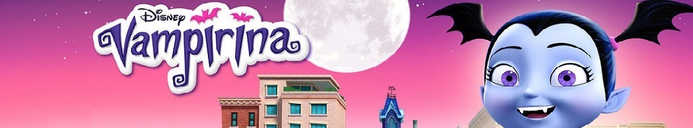 Vampirina Movie Banner