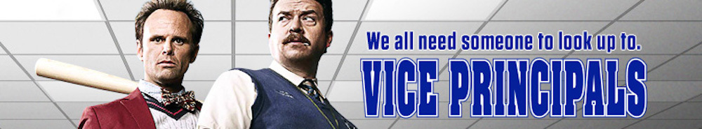 Vice Principals Movie Banner
