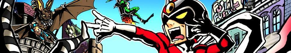 Viewtiful Joe (Dubbed) Movie Banner