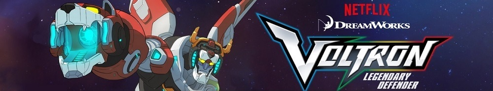 Voltron: Legendary Defender Movie Banner