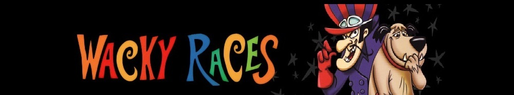Wacky Races Movie Banner