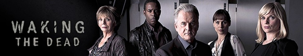 Waking the Dead (UK) Movie Banner