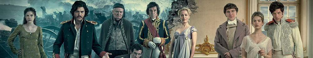 War & Peace (UK 2016) Movie Banner