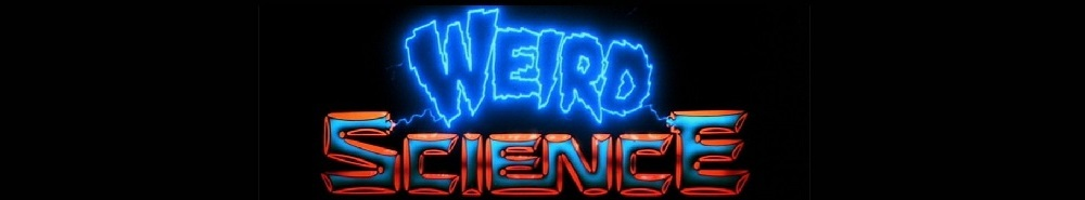 Weird Science Movie Banner