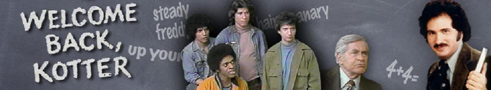 Welcome Back, Kotter Movie Banner
