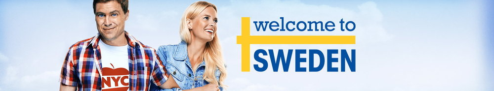 Welcome To Sweden Movie Banner