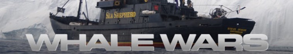 Whale Wars Movie Banner