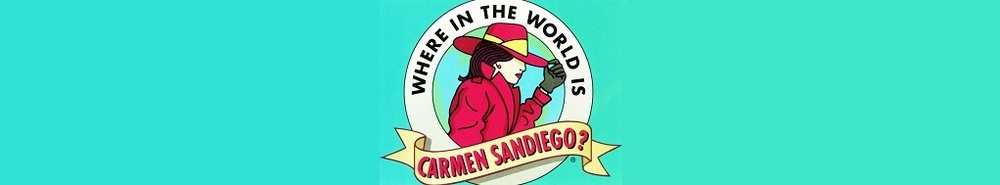 Where in the World is Carmen Sandiego? Movie Banner