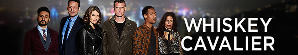 Whiskey Cavalier Movie Banner