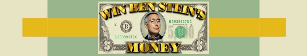 Win Ben Stein's Money Movie Banner