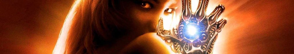 Witchblade Movie Banner