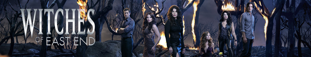 Witches of East End Movie Banner