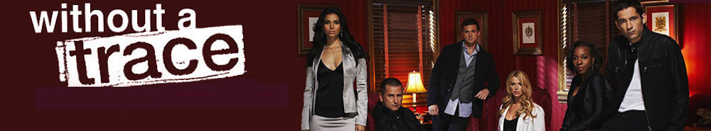 Without a Trace Movie Banner